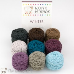 Winter Painbox The Loopy Ewe