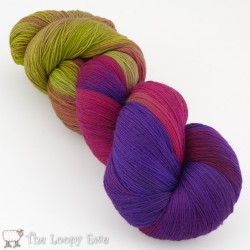 Grapes for Sheri Lace The Loopy Ewe