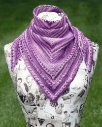 In Love with Lilacs The Loopy Ewe 2