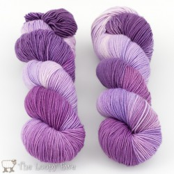 In Love with Lilacs The Loopy Ewe