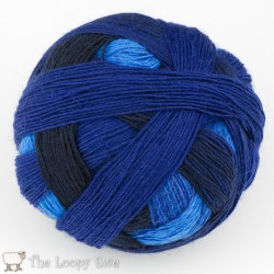 Sock Blue The Loopy Ewe