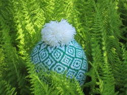Pamela's Hat in the Forest