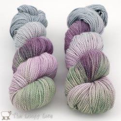 Lavendar Crack The Loopy Ewe