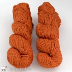 Worsted Pumpkin The Loopy Ewe