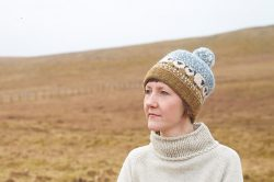 Baa-ble Hat 2 by Donna Smith