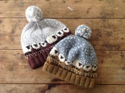 Baa-ble Hat by Donna Smith
