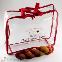 Large Square The Loopy Ewe