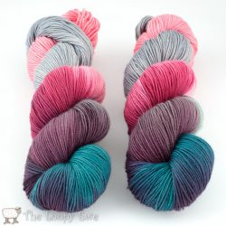 One Color-Stepped Step The Loopy Ewe