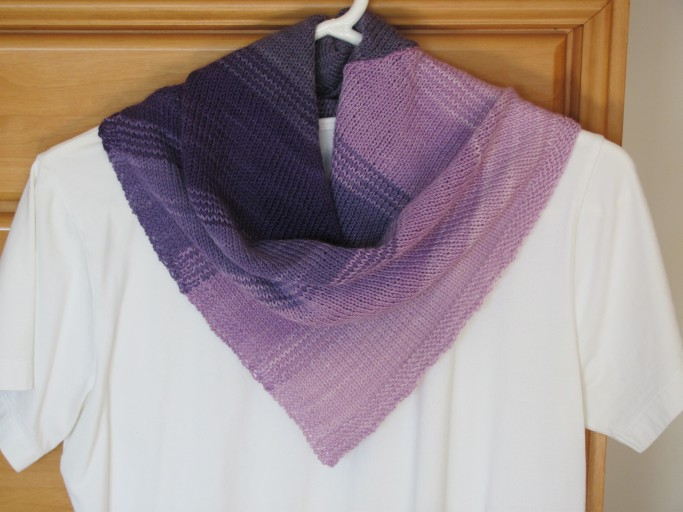 knitting challenge: Aeque Cowl