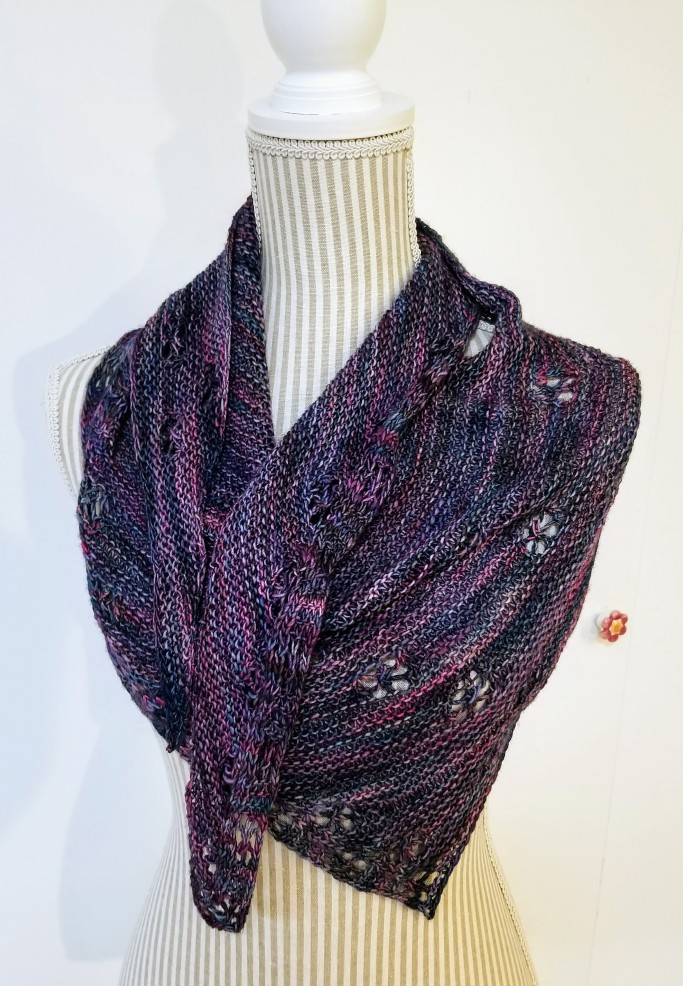 knitting challenge: Snowflake Party
