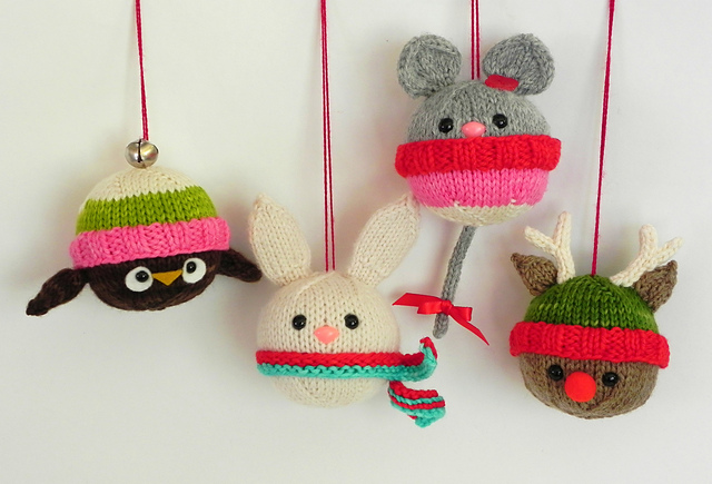 Quick Christmas Gifts: Snowball Buddies by Susan Claudino