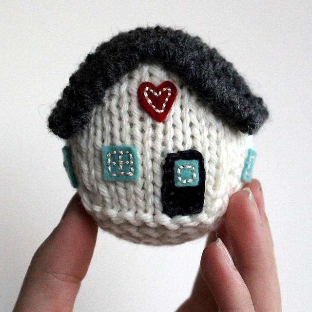 Quick Christmas Gifts: The Little House by Fifty Four Ten Studio
