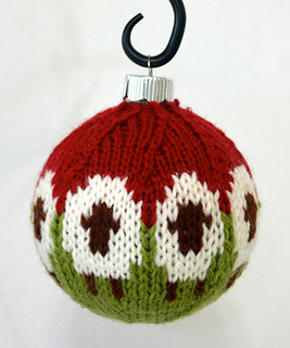 Quick Christmas Gifts: Sheep Balls by Dona Carruth