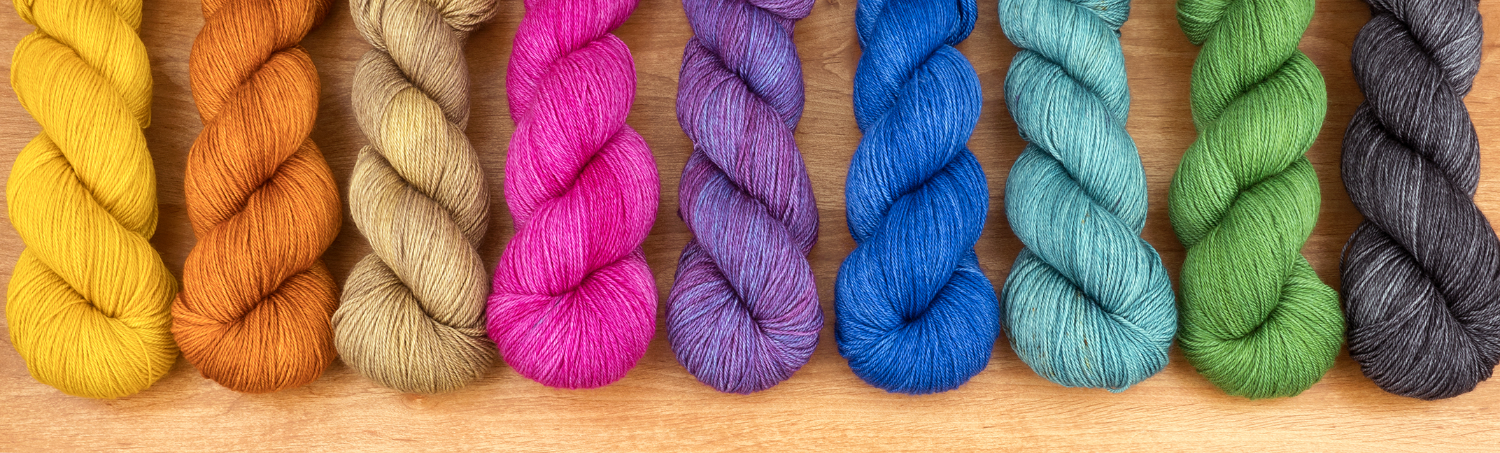 The Uncommon Thread Posh Fingering The Loopy Ewe