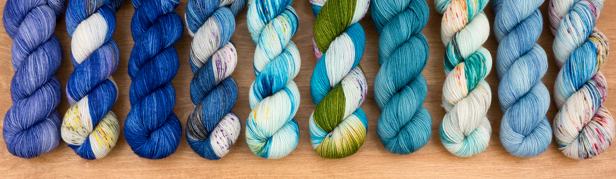 Dream in Color Smooshy Cashmere Indie Dyer The Loopy Ewe