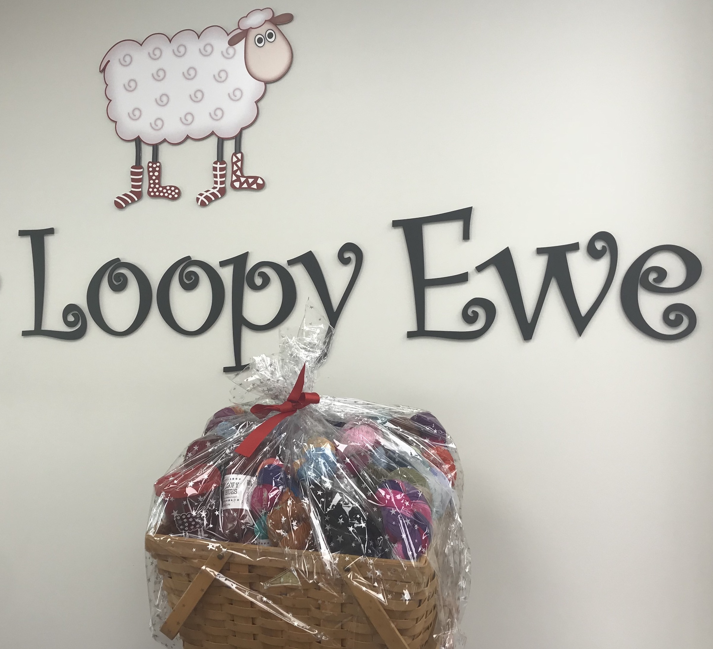 the loopy ewe anniversary contest