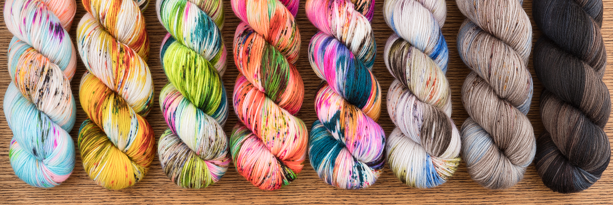 Qing Fibre at The Loopy Ewe