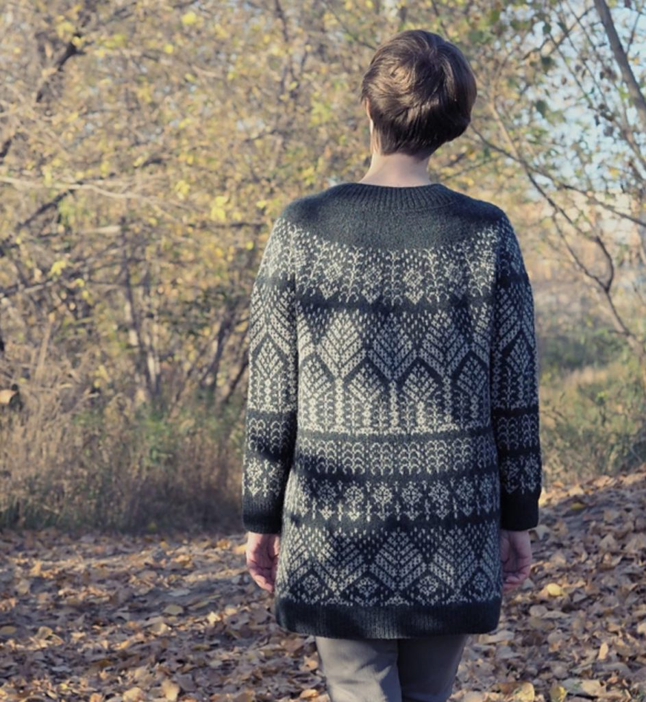 Sweater: Siberian Forest