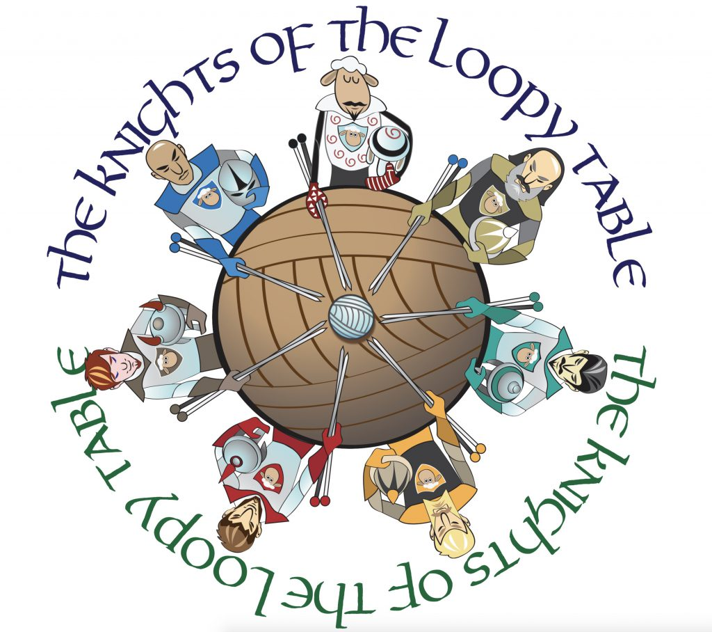 knights of the loopy table