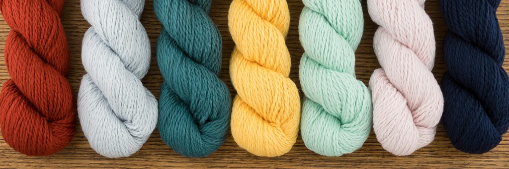 Blue Sky Fibers Worsted Cottong