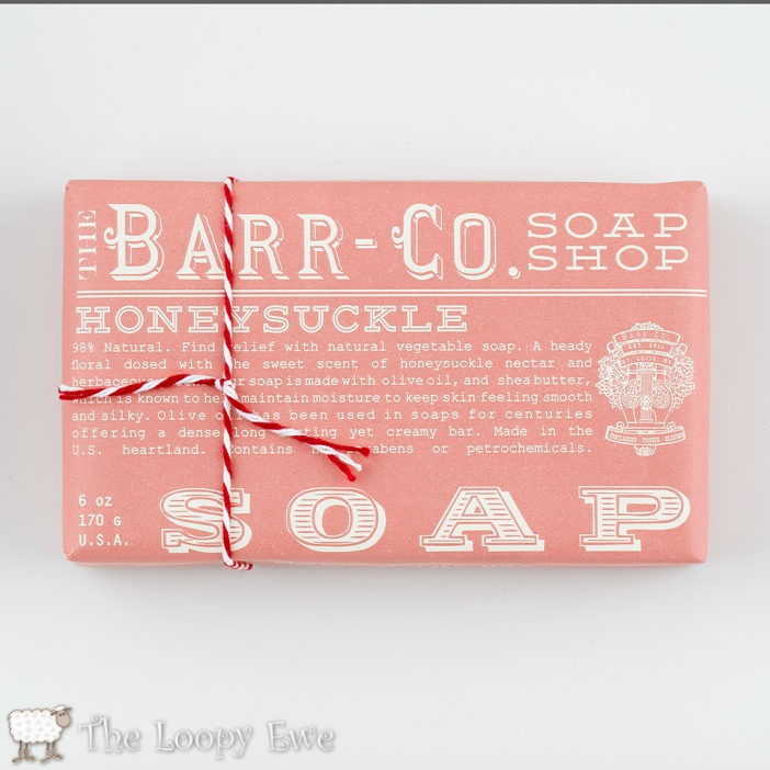 Barr Co Soap