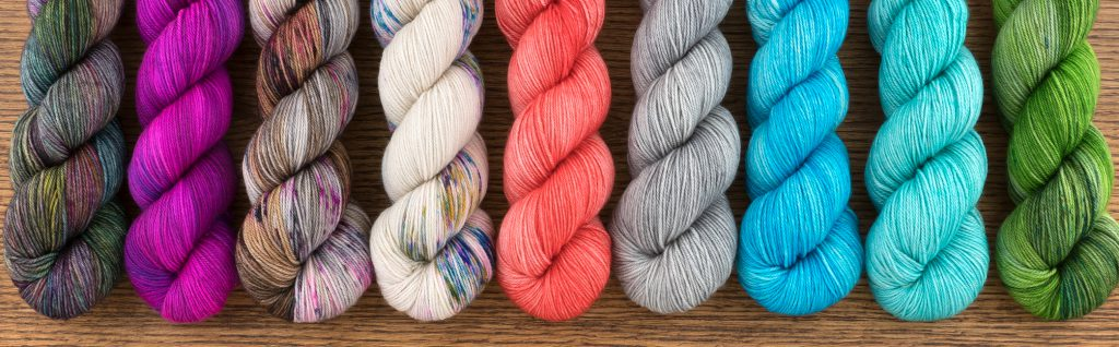 Dream in Color Smooshy with Cashmere The Loopy Ewe