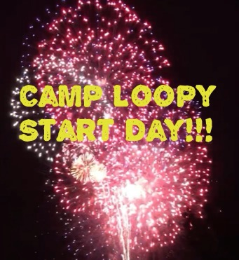 The Loopy Ewe Camp Loopy Start Day