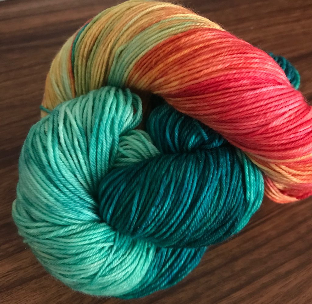 potential new indie dyer for The Loopy Ewe