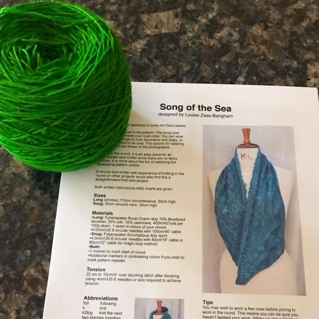 Song of the Sea Cowl The Loopy Ewe