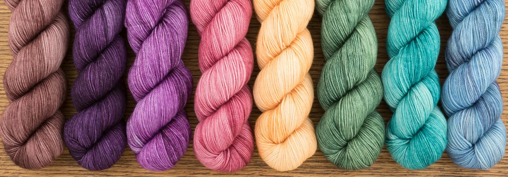 Dream in Color Smooshy Cashmere The Loopy Ewe