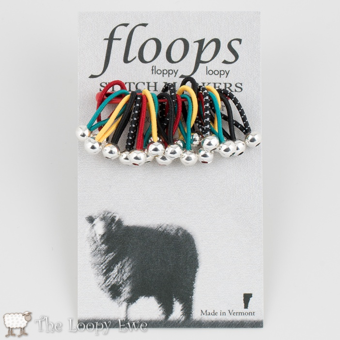 floops markers the loopy ewe knitting accessories