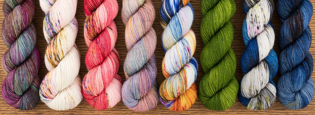 Dream in Color Smooshy with Cashmere at The Loopy Ewe