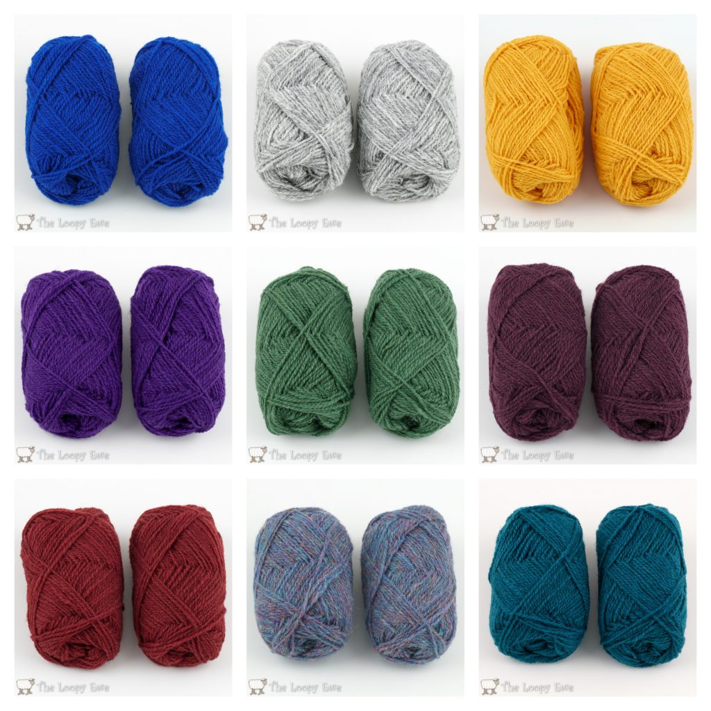 Jamieson & Smith 2 ply Jumper The Loopy Ewe
