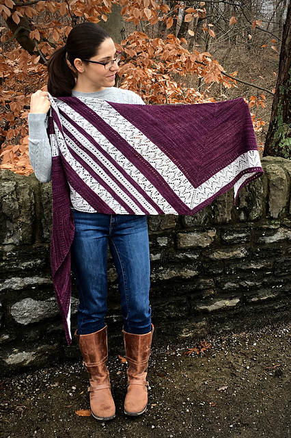 Bitterblues Wrap Challenging Knits