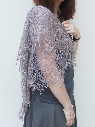 Out of Darkness Challenging Knits
