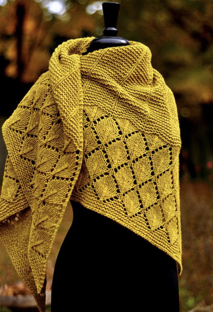 Quaking Aspen Challenging Knits