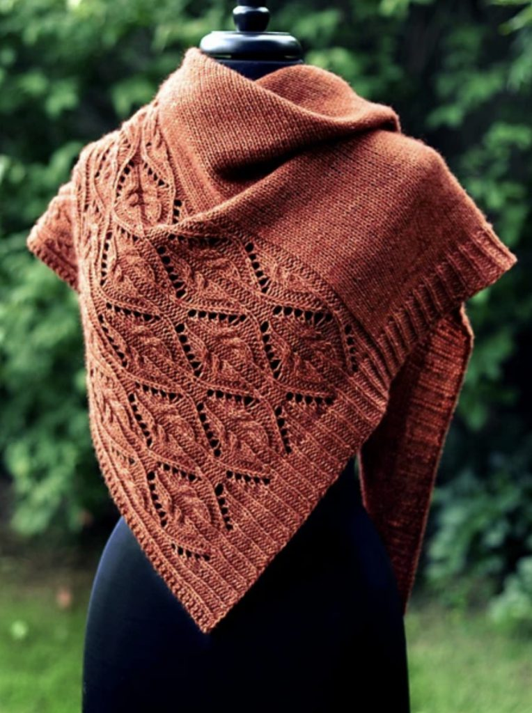 Tendrilly Challenging Knits