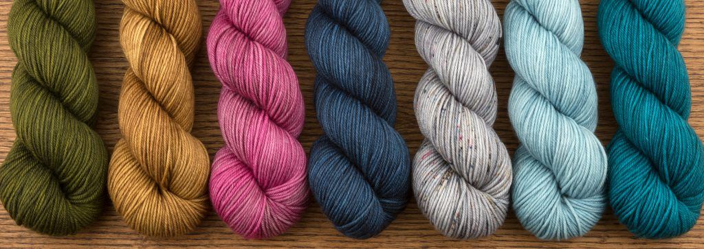 Uncommon Thread Lush Worsted The Loopy Ewe Beautiful Yarn