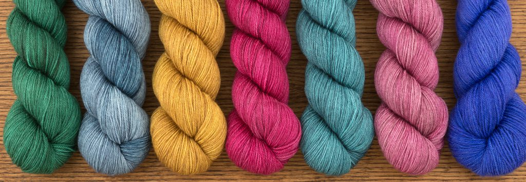Uncommon Thread Posh Fingering The Loopy Ewe Beautiful Yarn