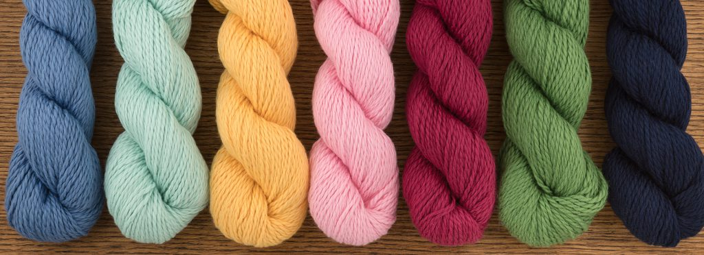 Blue Sky Worsted Cotton The Loopy Ewe