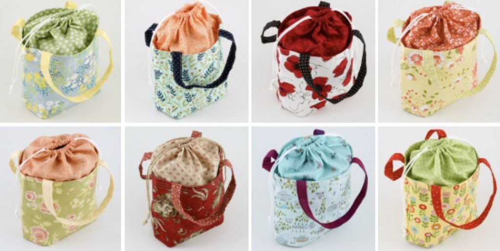 Project Bags The Loopy Ewe