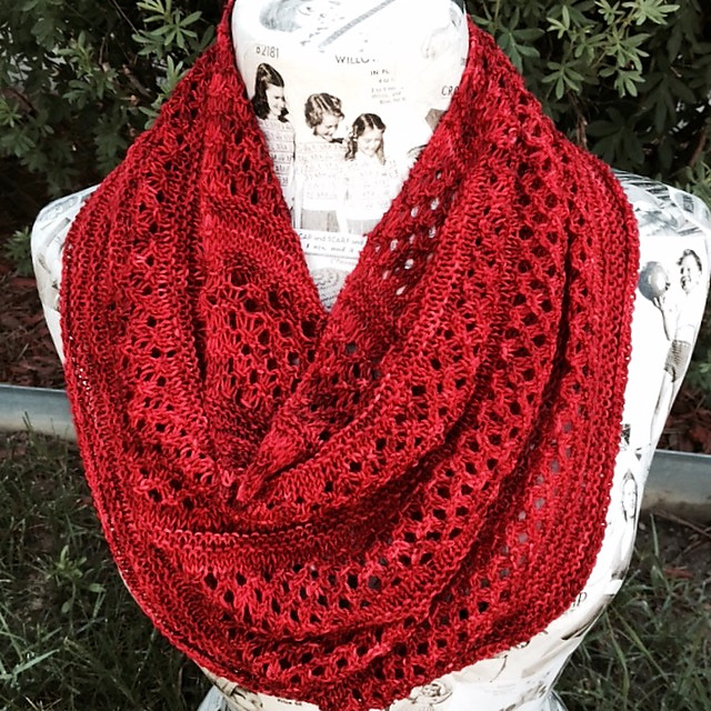 Starshower The Loopy Ewe One skein projects