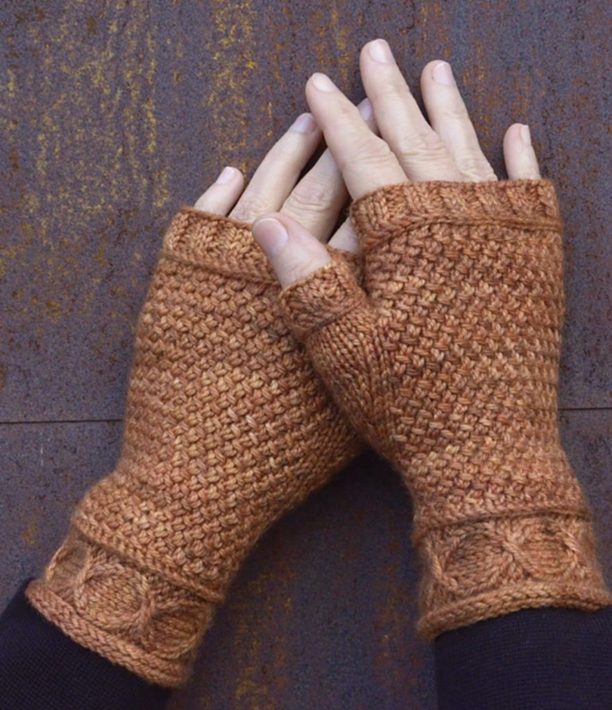 Copperline Mitts