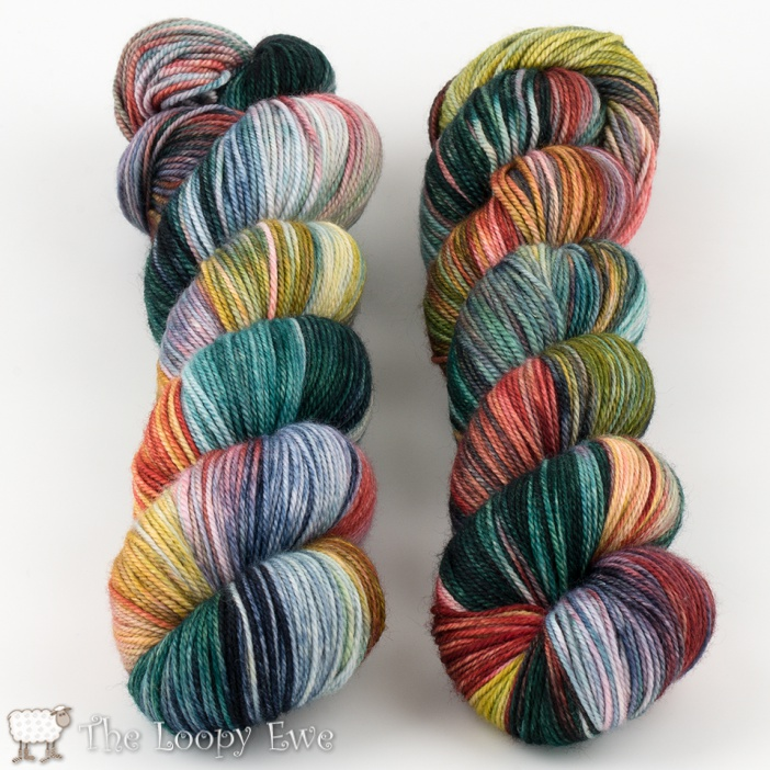 Dream in Color hand-dyed yarn