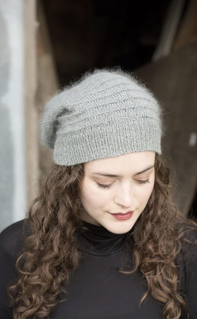 Slouch 1 (soft gray hat)